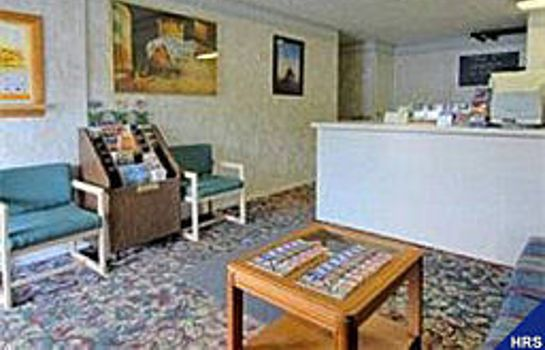 Hotelhalle TRAVEL INN DELAWARE