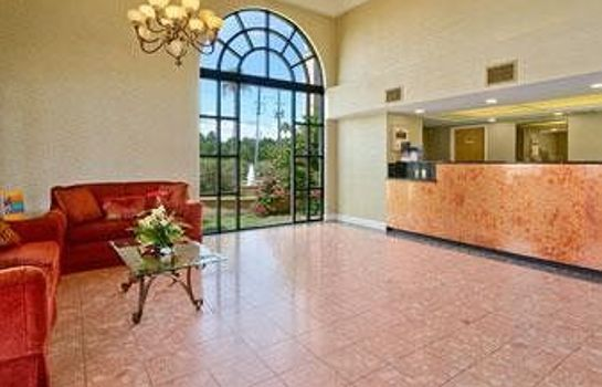 Hol hotelowy Travelodge Suites by Wyndham Kissimmee Orange
