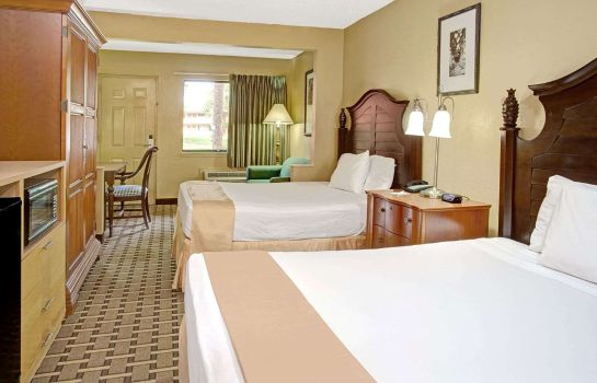 Suite Travelodge Suites by Wyndham Kissimmee Orange