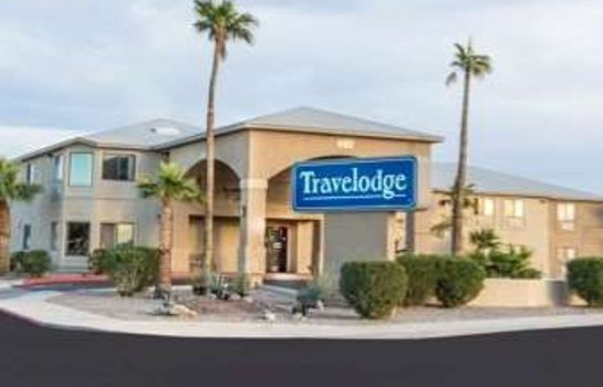 Außenansicht Lake Havasu Travelodge