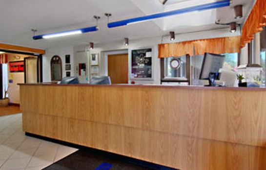 Außenansicht TRAVELODGE COLUMBIA WEST - 9736