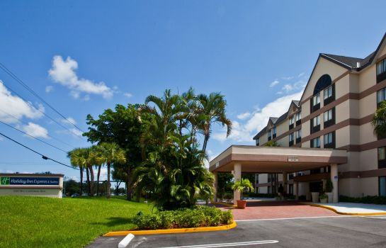 Exterior view Holiday Inn Express & Suites FT LAUDERDALE N - EXEC AIRPORT