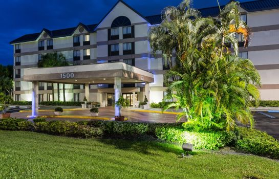 Außenansicht Holiday Inn Express & Suites FT LAUDERDALE N - EXEC AIRPORT