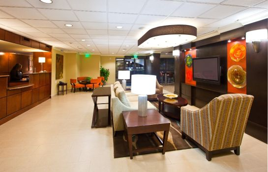 Lobby Holiday Inn Express & Suites FT LAUDERDALE N - EXEC AIRPORT