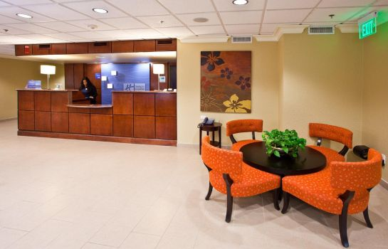 Hotelhalle Holiday Inn Express & Suites FT LAUDERDALE N - EXEC AIRPORT