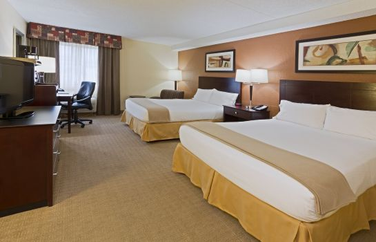 Zimmer Holiday Inn Express & Suites FT LAUDERDALE N - EXEC AIRPORT
