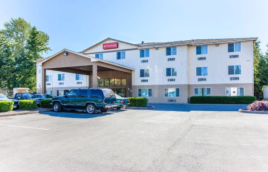 Außenansicht Econo Lodge Federal Way