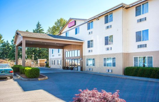 Vista exterior Econo Lodge Federal Way