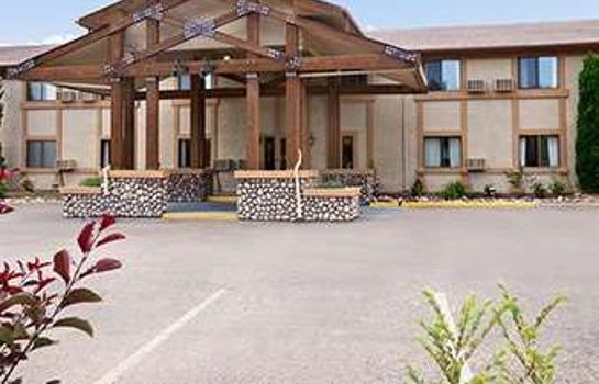 Außenansicht TRAVELODGE COLORADO SPRINGS - 10607