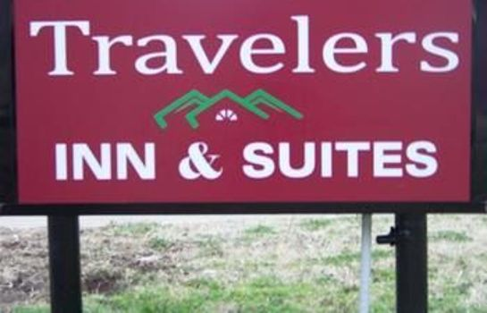 Buitenaanzicht Traveler's Inn & Suites Oklahoma City Airport