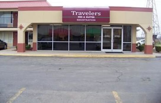 Außenansicht Traveler's Inn & Suites Oklahoma City Airport