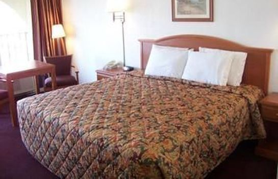 chambre standard Traveler's Inn & Suites Oklahoma City Airport