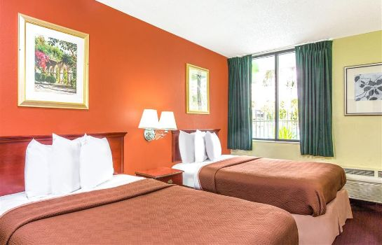 Zimmer TRAVELODGE FORT LAUDERDALE BEA