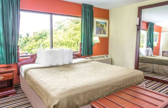 Chambre TRAVELODGE BY WYNDHAM FORT LAU