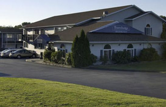 Exterior view Days Inn by Wyndham Middletown/Newport Area