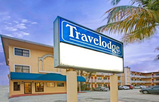 Außenansicht Travelodge by Wyndham Fort Lauderdale