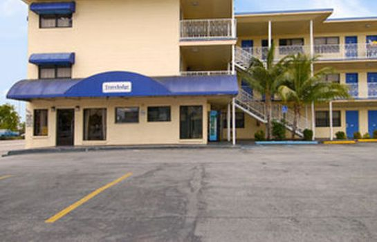 Außenansicht TRAVELODGE FORT LAUDERDALE