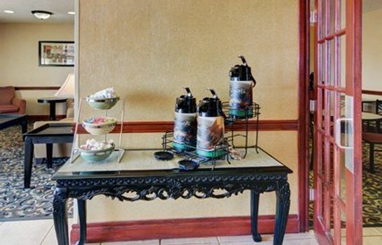 Hotelhalle Quality Inn & Suites Wichita Falls