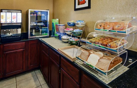 Restaurant Quality Inn & Suites Wichita Falls