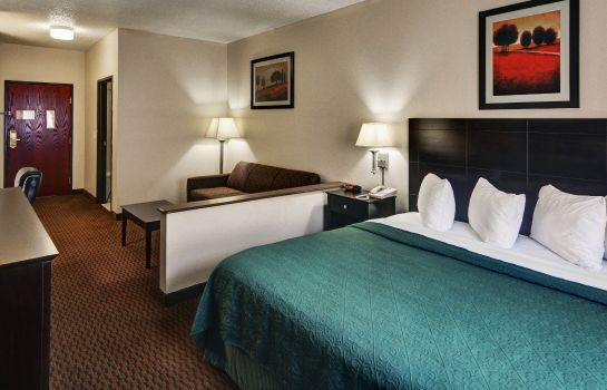 Zimmer Quality Inn & Suites Wichita Falls