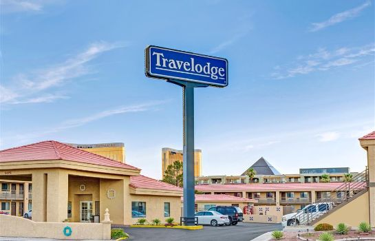 Außenansicht TRAVELODGE LAS VEGAS AIRPORT N