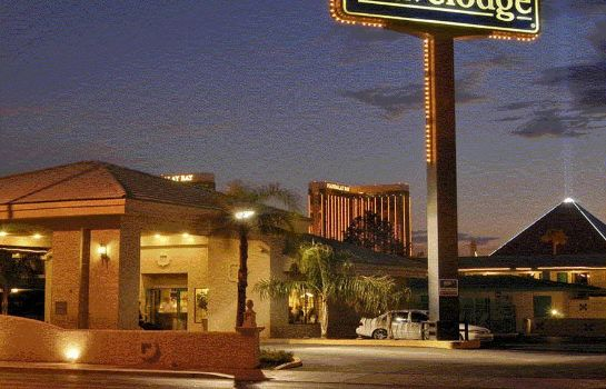 Exterior view TRAVELODGE LAS VEGAS AIRPORT N