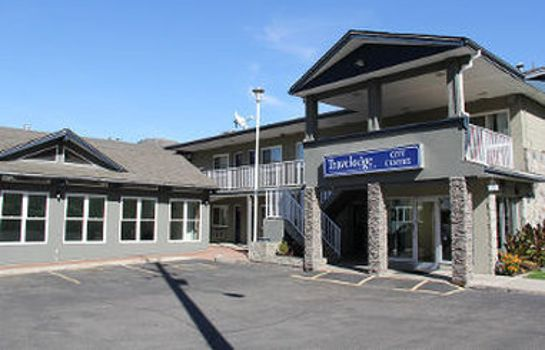 Vista esterna TRAVELODGE KAMLOOPS