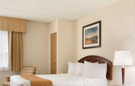 Chambre TRAVELODGE CALGARY AIRPORT S