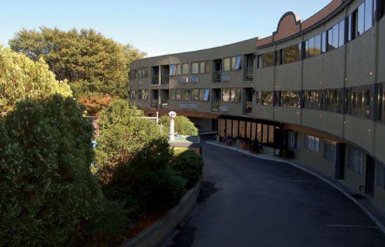 Exterior View Coast Penticton Hotel