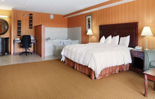Kamers Quality Inn and Suites Niagara Falls