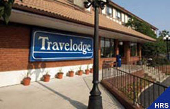 Vista exterior Travelodge Hotel Burlington on the Lake Burlington on the Lake