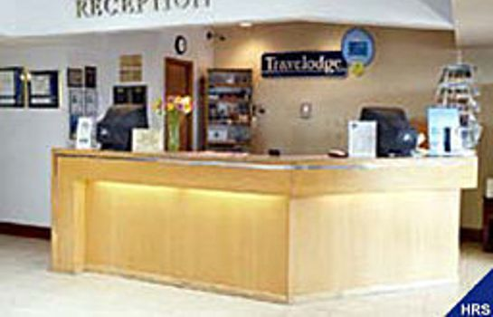 Recepción Travelodge Hotel Burlington on the Lake Burlington on the Lake