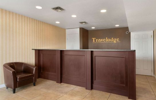 Hol hotelowy TRAVELODGE BY WYNDHAM KAMLOOPS