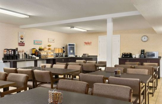 Restauracja TRAVELODGE BY WYNDHAM KAMLOOPS