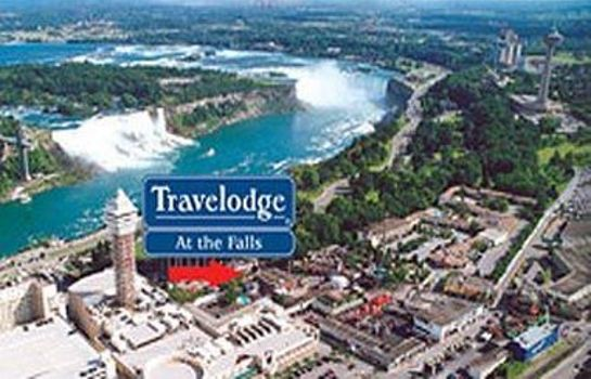 Vista exterior Travelodge by Wyndham Niagara Falls At the Falls