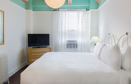 Chambre individuelle (standard) Hotel Figueroa Downtown Los Angeles
