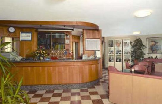 Hotelhalle Hotel and Wellness Patriarca