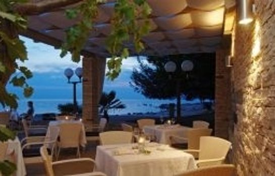 Ristorante Apartments Sol Stella for Plava Laguna
