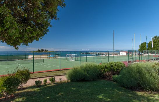 Tennisplatz Villas Rubin Resort