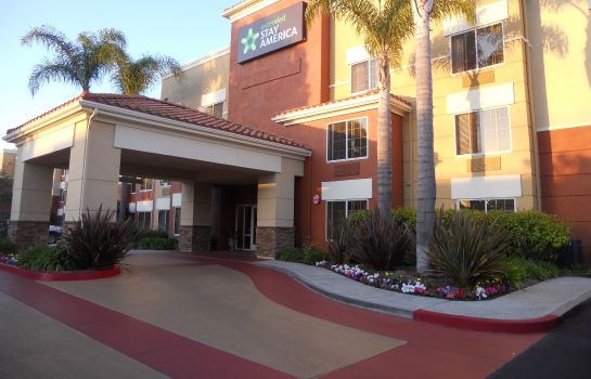 Außenansicht EXTENDED STAY AMERICA DEL AMO