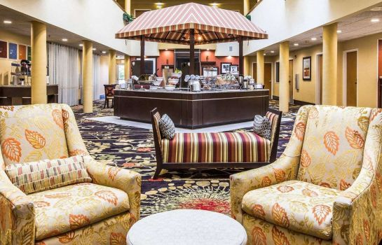 Hotelhalle Comfort Suites Anderson