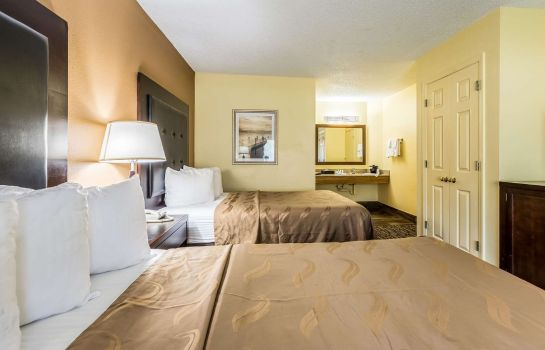 Chambre double (confort) Quality Inn Anderson