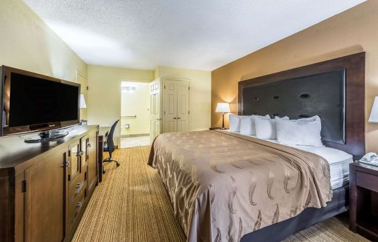 Chambre Quality Inn Anderson