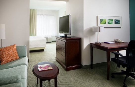 Zimmer SpringHill Suites Charlotte University Research Park