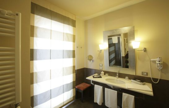 Bagno in camera Best Western Villa Maria Hotel & Spa