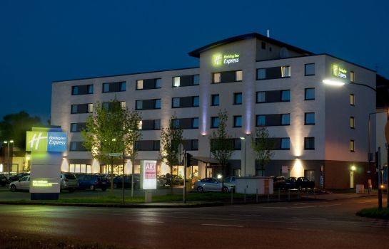 Außenansicht Holiday Inn Express COLOGNE - MUELHEIM