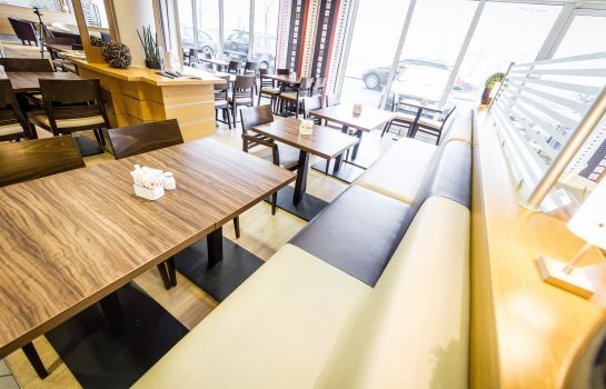 Ontbijtzaal Holiday Inn Express COLOGNE - MUELHEIM