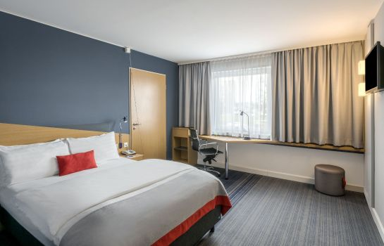 Einzelzimmer Standard Holiday Inn Express COLOGNE - MUELHEIM