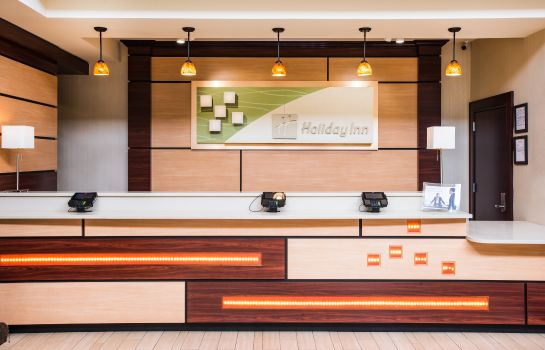 Lobby Holiday Inn HASBROUCK HEIGHTS-MEADOWLANDS