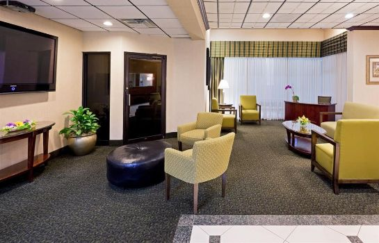 Hall Holiday Inn HASBROUCK HEIGHTS-MEADOWLANDS